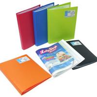 PP Display Book FC 60 Pocket Bantex 3187