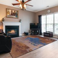 Karpet Handtuft Premium Wool Mewah Modern 079 200x300 cm