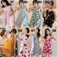 Pakaian Baju Tidur Daster Piyama Import