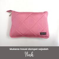 Mukena Travel Parasut Dompet Sajadah