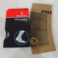 Ankle Sleeve, angkle support atau deker pergelangan kaki