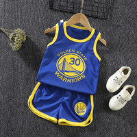 PREMIUM Baju Setelan Basket Bayi Kaos Anak Laki Celana Kutang Set COD