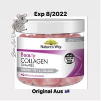 Nature's Way Beauty Collagen 40 Gummies Natures Original