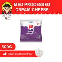 MEG Processed Cream Cheese 500 gr