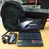 Gigabyte Gaming Laptop AORUS 15 G KB RTX2060 16GB ram not ROG TUF
