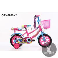 Sepeda Anak Mini CTB 12 Centrum CT 8806-2 Ban Mati Eva