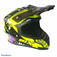 Helm Gix Cross / Mx Evo