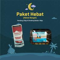 Foodstocks Paket Hebat (Hemat Banget) - Frozen Food Siap Saji Halal