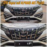 SALE!! GRILL DEPAN - TOYOTA ALL NEW RUSH / TERIOS - MDL ALPHARD STYLE