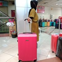 koper Polo Love bagasi 24 inch