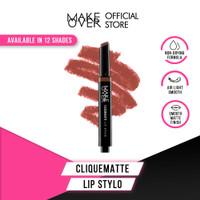 MAKE OVER Cliquematte Lip Stylo 2 g - Lipstick Matte