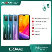 """Advan G9Pro 6.6"""" 6GB 64GB QuadCam Octacore Android10 Garansi Resmi"""