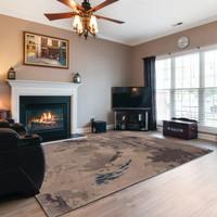 Karpet Handtuft Premium Wool Mewah Modern 074 200x300 cm