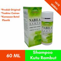 Shampoo Anti Kutu Rambut Nabila