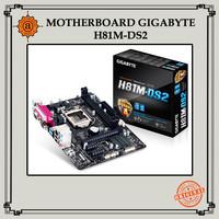 Motherboard GIGABYTE H81M-DS2