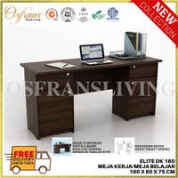 Meja Kerja kantor Elite DK 160