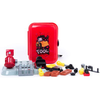 Tool Back Pack Playset 25 pcs - Mainan Anak Alat Tukang