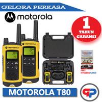Motorola TLKR T80 Extreme Walkie Talkie Baru Ori Walky Talky Water P