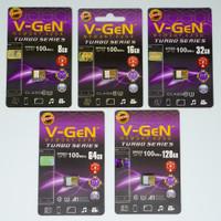 Micro SD 8GB 16GB 32GB 64GB 128GB 256GB A1 Turbo V-GeN Memory Card