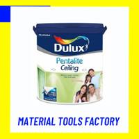 Cat Plafon Gypsum Dulux Pentalite Ceiling 25 kg - cat gipsum dulux