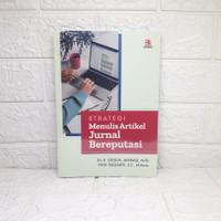 Strategi menulis artikel jurnal bereputasi