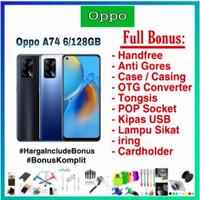 Oppo A74 6/128gb~ Garansi Resmi Oppo 1 Tahun