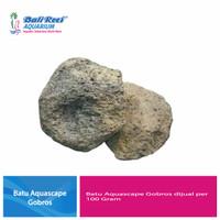 Batu Aquascape Gobros Dijual Per 100 Gram