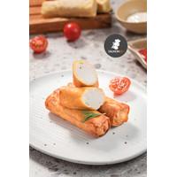Fish Roll / Roll Ikan Ekor Kuning HOMEMADE Gorengan Nikmat