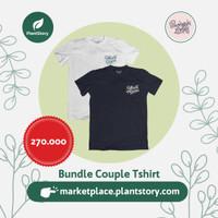 SL - Bundle Couple T-shirt Plant Papa & Plant Mama