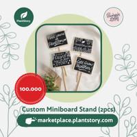 SL - Miniboard Stand - Custom