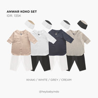 Hey Baby Anwar Koko Set