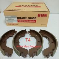 Kampas rem belakang brake shoe Nissan Datsun Go