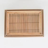 HAKUSAI LARGE | Nampan Bambu by Takeyaid