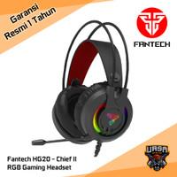 Headset Fantech HG20 HG 20 RGB Chief II - Gaming HS - Garansi Resmi