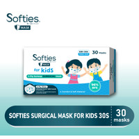 Softies Surgical Mask for Kids 30s
