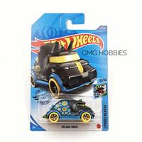 Tricera Truck Treasure Hunt Hotwheels Hot Wheels Diecast Street Beasts