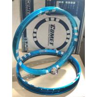 Velg Comet W Shape 140/160 Ring 17 Blue Series