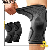 Kneepad AOLIKES Knee Pad Support Pelindung Lutut Olahraga Running GYM