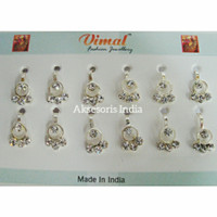Anting Hidung India   Anting Hidung Jepit   Nose Clip Nose Ring   AH10