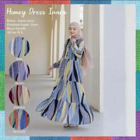 Baju Wanita Muslimah Syari Baju Cewek Muslim Maxi Dress Casual Santai