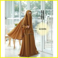 PROMO Baju Anak Perempuan Gamis Syar'i Termasuk Hijab Dan Cadar Azzahr