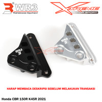 Breket Kaliper WR3 Depan Honda New CBR 150R K45R 2021 For Brembo 4P1P