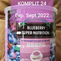 NUTRIMAX BLUEBERRY SUPER NUTRITION GREEN WORLD ORIGINAL - NUTRISI OTAK