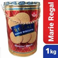 Marie Regal Biscuits Biskuit Special Kaleng 1KG 1000GR