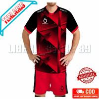 Jersey Futsal Baju Olahraga setelan futsal Ortuseight Kaos Futsal