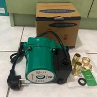Pompa Dorong Pendorong Booster Pump 100Watt Silent Auto Water Heater