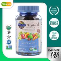 Vitamin Mykind Organik Mens Multi Pria Garden Of Life 120 Gummy