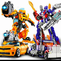 Mainan Edukasi Anak Robot Transformer kado