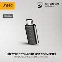UNEED USB Type C to Micro USB Converter - UAT02CM