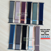 Strap Apple Watch Series 6 SE SPORT LOOP WOVEN NYLON 40mm 44mm Tali